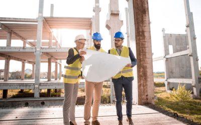 Le comparatif entre un constructeur, un architecte et un maître d'oeuvre